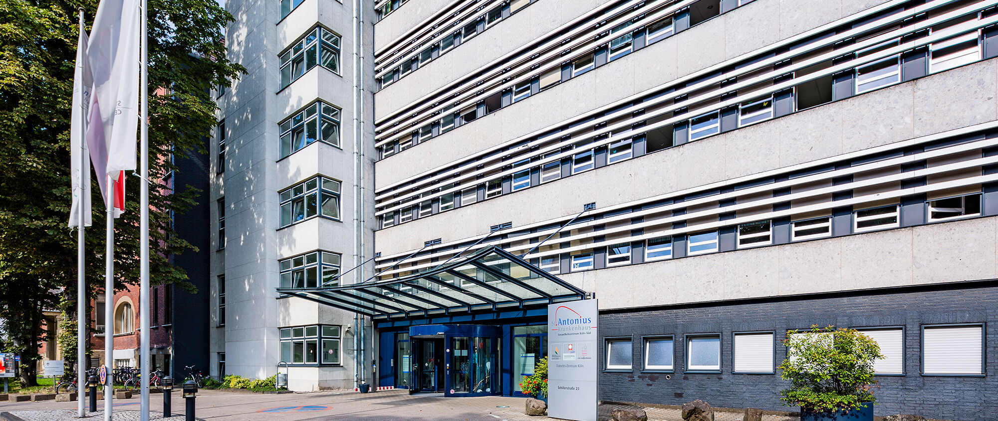 St Eduardus Krankenhaus Köln